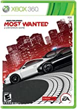 Need for Speed Most Wanted - Xbox 360 (Limited) - Classics Edition