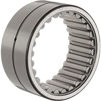6200rpm Maximum Rotational Speed HJ Type Open 2-3//4 ID Inch Steel Cage 1-1//2 Width Oil Hole Heavy Duty Koyo HJ-445624 Needle Roller Bearing 22700lbf Dynamic Load Capacity 45700lbf Static Load Capacity 3-1//2 OD