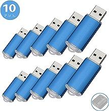 RAOYI 10Pack 4G USB Flash Drive USB 2.0 Memory Stick...