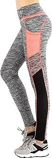 Sugar Pocket Women's Workout Leggings Running Tights Yoga Pants