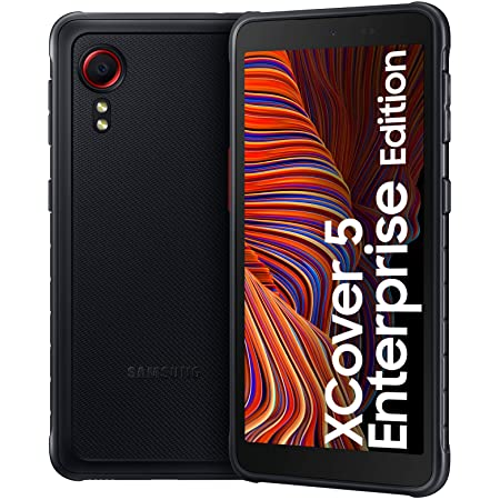 Samsung Galaxy Xcover 5 Dual SIM 64GB 4GB RAM SM-G525FN/DS Black