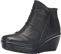 Best rubber wedge heel boots Reviews