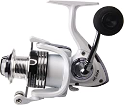 Spinning Fishing Reel - 12+1BB Aluminum Spool Reels Left/Right Interchangeable 5.2:1 Gear Ratio Ultra Light Smooth Powerful Reels 1000 to 7000 Series