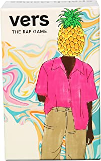 Vers: The Rap Game - Freestyle Rap Card Game