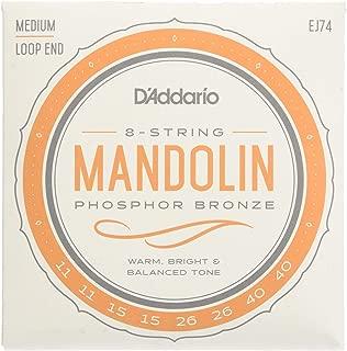 Best ej74 mandolin strings Reviews