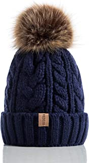 Best navy winter hat womens Reviews