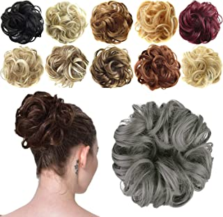 Best synthetic hair scrunchies Reviews