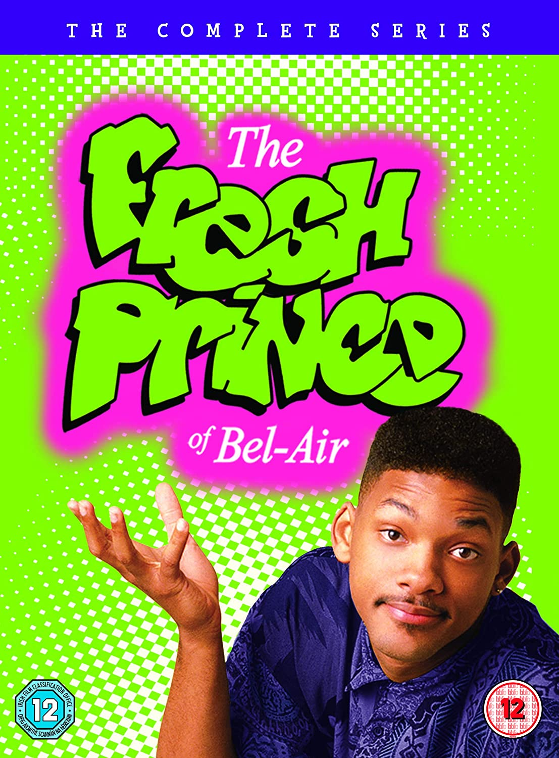 The Fresh Prince Of Bel Air The Complete Series [DVD] [20] UK ...