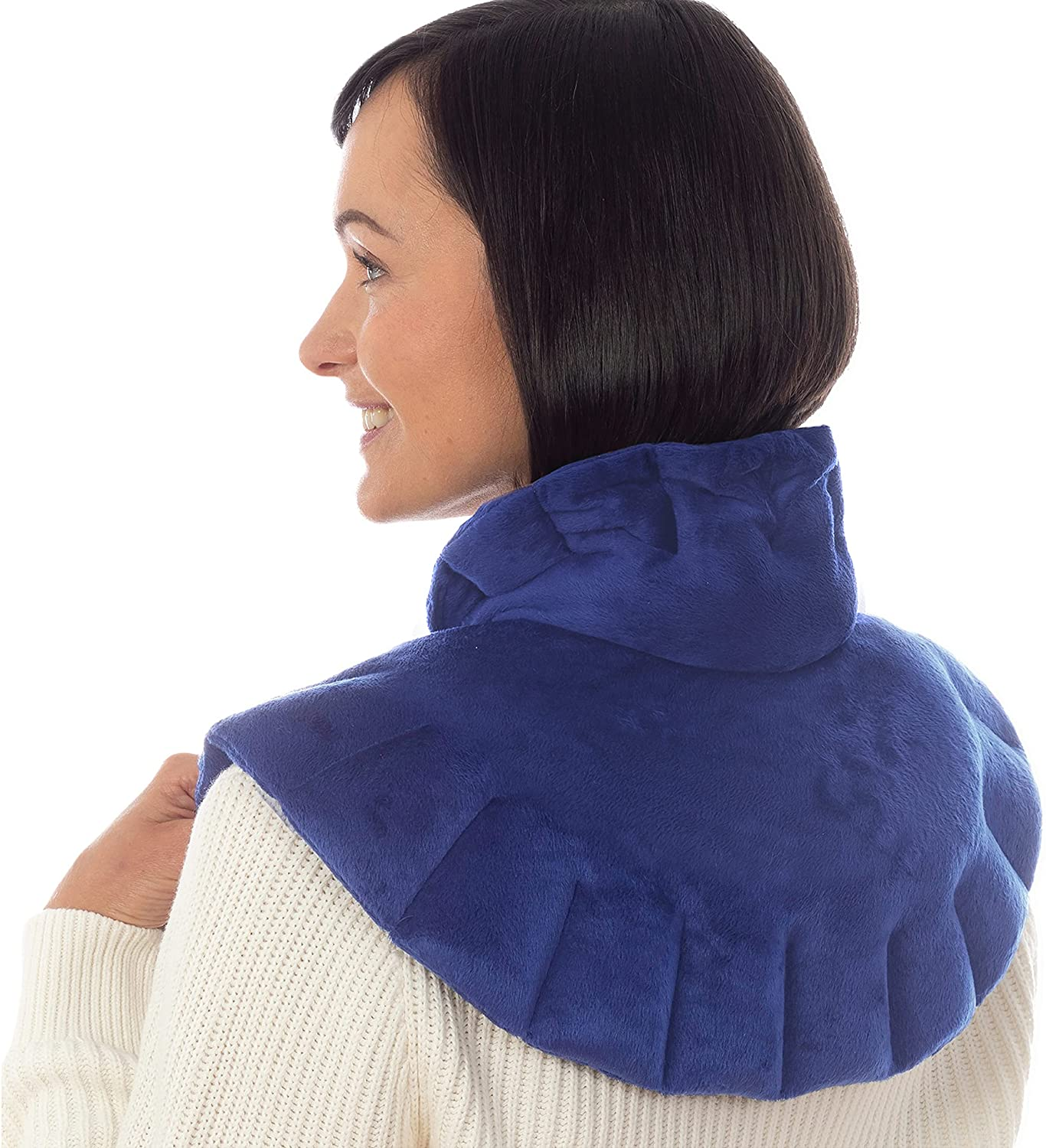 SunnyBay Microwavable Hot Cold Moist He - Shipping included Shoulder Compress Neck Now free shipping
