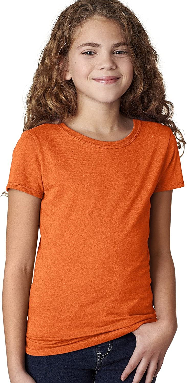 Next Level The Princess Supersoft CVC ORANGE XS T-Shirt Jersey Max Limited price sale 77% OFF