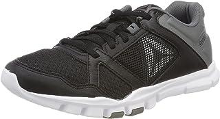 Reebok Yourflex Trainette Training Athletic Shoes For Women - Black & Grey