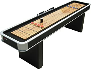 shuffleboard table side bumpers