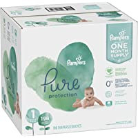 Pampers Pure Disposable Baby Diapers (Sizes 1 to 6) from $20.63
