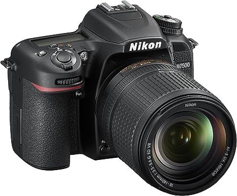 Nikon D7500 Digitale Spiegelreflexkamera Kamera