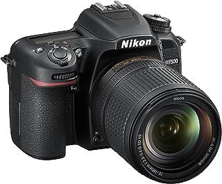 Nikon D7500Digitale Spiegelreflexkamera, 20.9Megapixel, SD 8GB 200x Premium Lexar