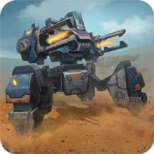 Tanks VS Robots: Online shooting battle action game