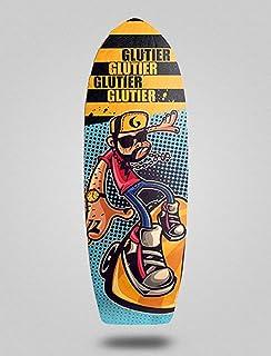 Glutier Surfskate Deck Jhon Drugs 30,5¨ Surf Skate...