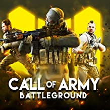 Call Of Army Battle Strike: Online Shooting Games 3D