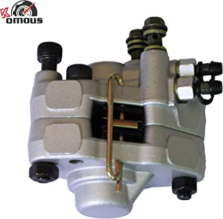 Komous Rear brake caliper with pads For Polaris ATV Trail Boss 325 2000-2002 Trail Boss 330 2003-2004 Scramber 500 2x4 4x4 1987-2004
