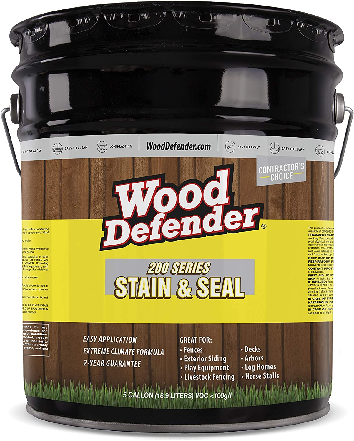 Wood Max 53% OFF Defender 200 Series Excellence Transparent Sealer Leatherwood Stain
