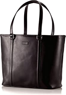 Heritage Zippered Tote Bag, Leather Handbag