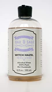 Best pure witch hazel extract Reviews