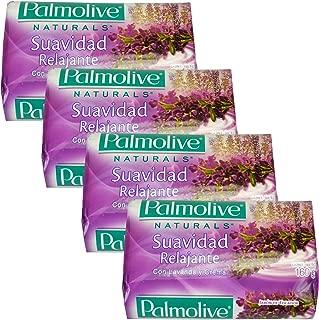 Palmolive Naturals Soap Lavanda 4 Pack  150g