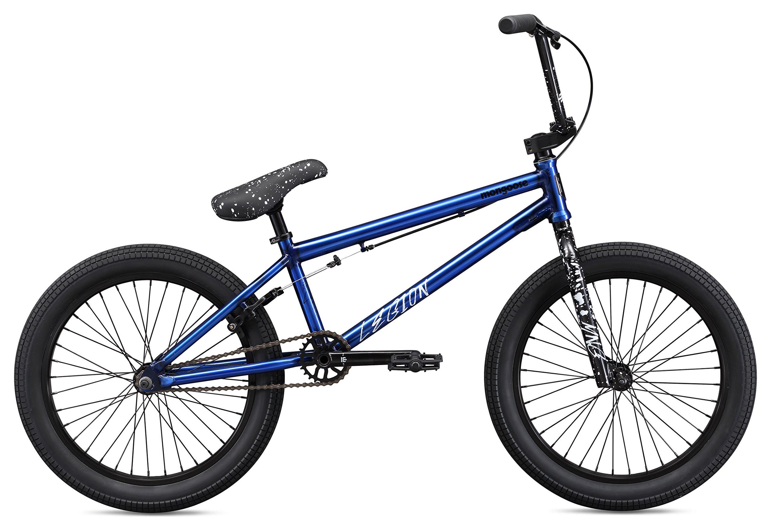 Mongoose Legion L80 - Rueda para Bicicleta de 20 Pulgadas, Hombre ...