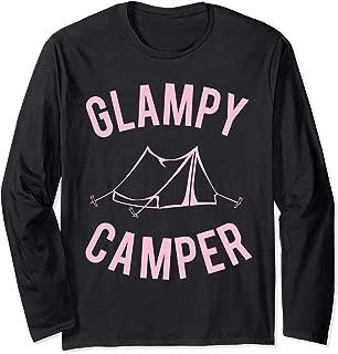 Glampy Camper Happy Glamper Long Sleeve T-Shirt