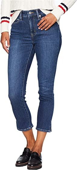 Petite Regal Ankle Straight Jeans
