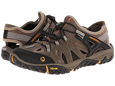 Merrell All Out Blaze Sieve (Brindle/Butterscotch) Men