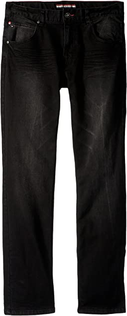 Rebel Stretch Jeans in Wrecker (Toddler/Little Kids)