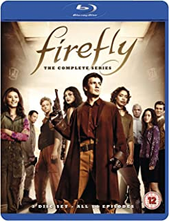 Firefly Complete - Series 15th Anniversary Edition [Blu-ray]