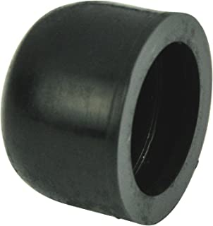 BEP Black Snap On Rubber Cover Push Button Switches