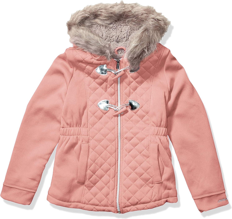 Limited Too girls Metallic Toggle Jacket
