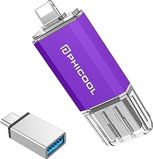 【最先端3.0高速データ転送】iPhone usbメモリー3.0高速フラッシュドライブ最新バージョンのusbメモリusbメモリーフラッシュドライブデータ 保存 usb 人気USB両面挿しスマホメモリー兼用iPhone / pc / androi...
