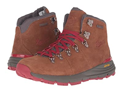 Danner Mountain 600 4.5 (Brown/Red) Women