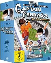 Captain Tsubasa: Die tollen Fußballstars - Die komplette Serie [12 DVDs] [Alemania]