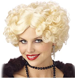 California Costumes Women's Jazz Baby Wig