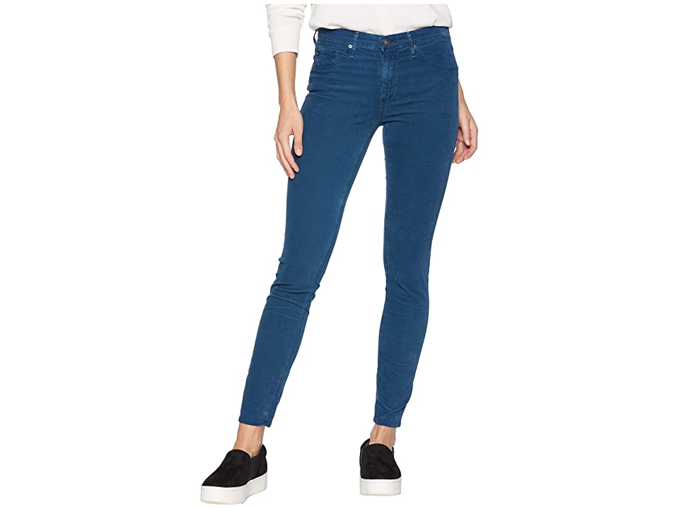 AG Adriano Goldschmied Leggings Ankle in Sulfur Deep Abyss (Sulfur Deep Abyss) Women's Jeans, Blue