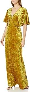 Best yellow dress velvet Reviews