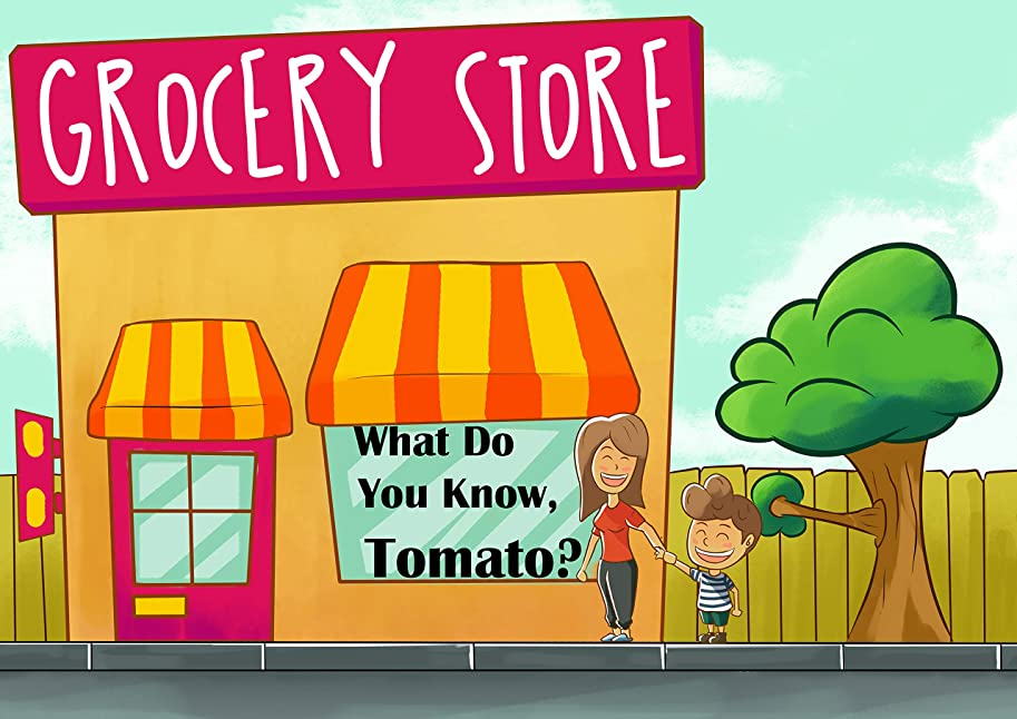 スケジュール価値掃くWhat Do You Know, Tomato? (English Edition)