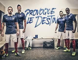 Prints for Me France National Soccer Team #01-18X24 Poster