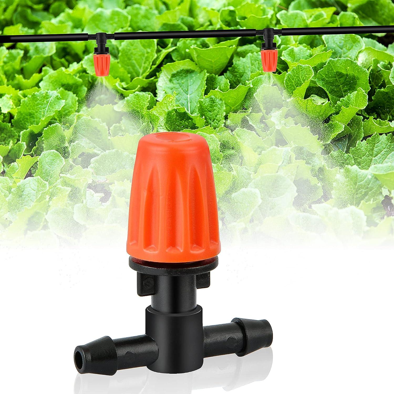 Worldity Three-Way Atomizing Nozzle Nozzles Du Mist Adjustable Challenge the lowest price quality assurance