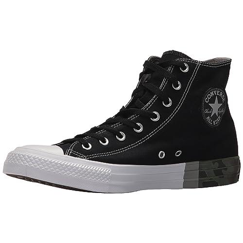 Converse Men s Chuck Taylor All Star Tri-Block Midsole High Top Sneaker 62b83958b