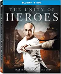 The Unity of Heroes arrives on Blu-ray, DVD and Digital May 28th from Well Go USA Entertainment
