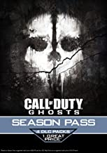 Call of Duty: Ghosts Season Pass [Online Game Code]