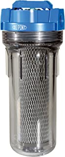 DuPont WFPF38001C Universal Valve-in-Head Whole House Water Filtration System