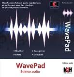 WavePad - Éditeur audio version gratuite [Téléchargement]