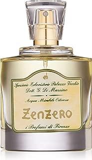 i Profumi di Firenze Zenzero Eau de Parfum Spray, 1.69 Fl Oz